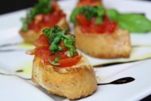 Baguette-Bruschetta-rezept-die frau am grill-bild-selber machen-teig-web