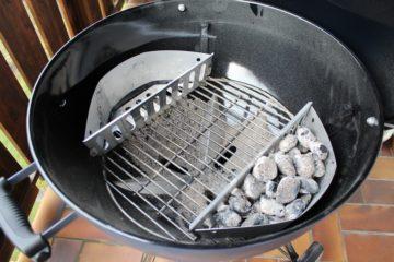 Direktes und indirektes Grillen