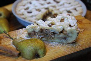 Birnenkuchen Rezept - die frau am grill