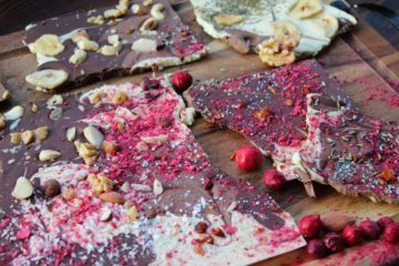 Bruchschokolade selber machen - die frau am grill