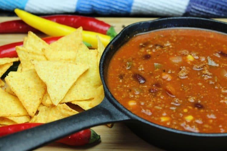 Chili Con Carne Rezept So Gelingt Es Schnell Und Schmeckt Lecker