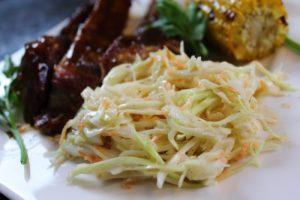 Coleslaw Rezept - die frau am grill