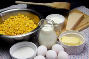 Corn Pudding-Zutaten-BBQ-Rezept-Die frau am grill_web