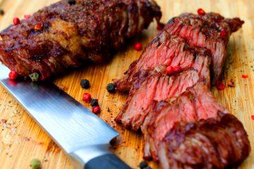 Flap Meat zerlegen und richtig grillen