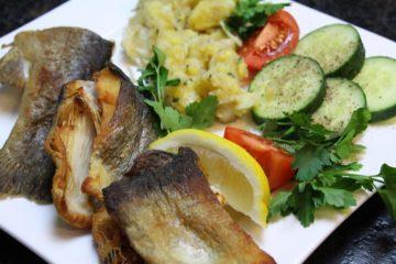 Forelle Braten-Rezept-Die Frau am Grill-Beitragsbild-web