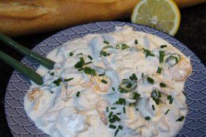 Geflügelsalat Rezept-Beitragsbild-Die Frau am Grill-web