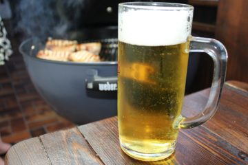Grillen & Bier
