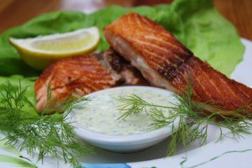 Honig Senf Sauce-Honig Senf Soße-Die Frau am Grill-Video Rezept-Blog