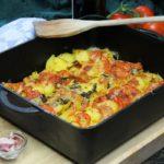 Kartoffelgratin - Die frau am Grill-web