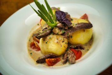 Kartoffelknödel Rezept zum selber machen - die frau am grill - simon engelberger