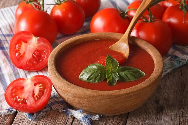 Ketchup Rezept: schnelle Nummer mit frischen Zutaten