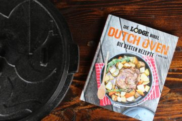 Lodge Dutch Oven Bible - heel verlag - die Frau am Grill
