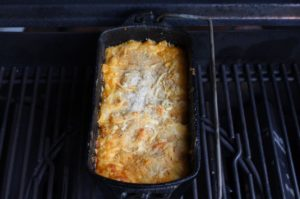 Mac and Cheese Gasgrill