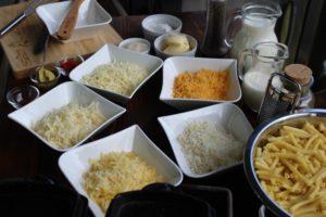 Mac and Cheese Zutaten web