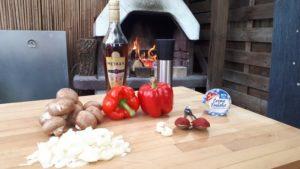 Metaxa Sauce zutaten - art of bbq - die frau am grill-web