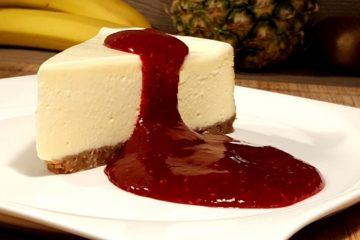 New York Cheesecake Rezept-Norbert Babeo-Die Frau am Grill