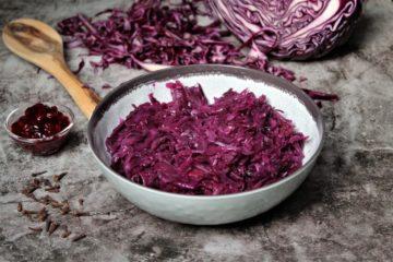 Rotkohl selber machen - rezept - die frau am grill