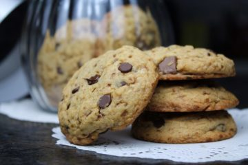 Schoko Cookies - chocolate chip cookies