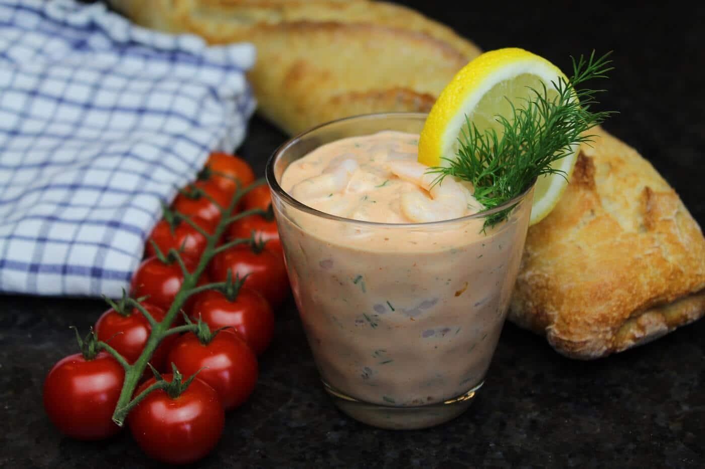 Shrimps Cocktail Rezept - die frau am grill