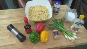 Spaghettisalat-Zutaten-Jan Hendrick Grant-die frau am grill-web