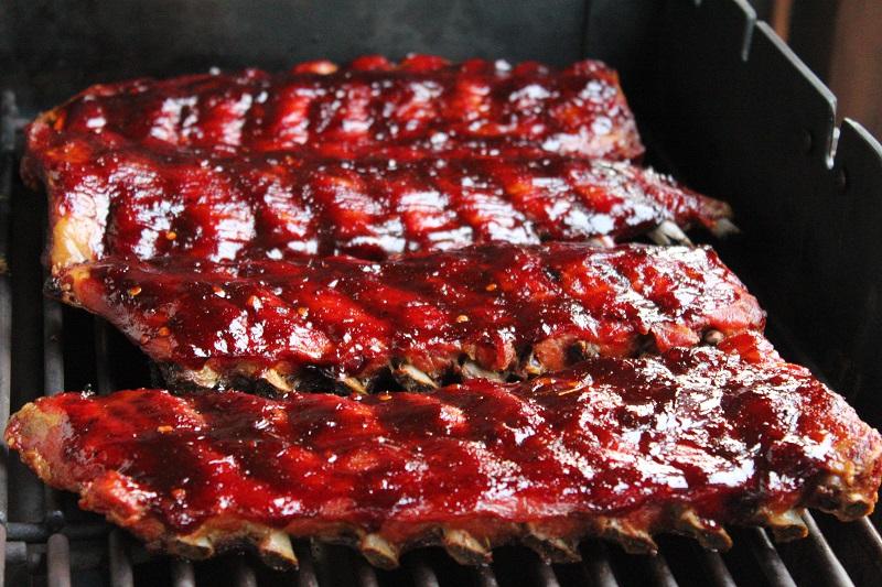 Spareribs Grillen Gasgrill Dauer : Spare ribs grillen die detaillierte anleitung für grill & smoker