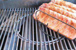 Spare Ribs grillen-Rezept-Räuchern-3 2 1-Die Frau am Grill-web