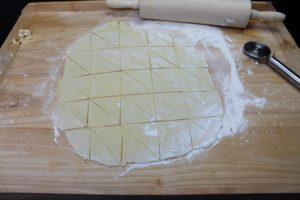 Tortilla Chips-Rezept-Tortilla Teig-Die Frau am Grill-web