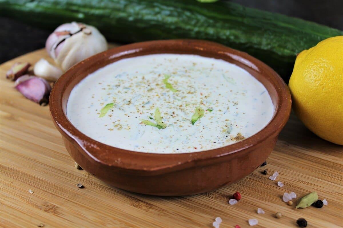 Tsatsiki rezept zum selber machen