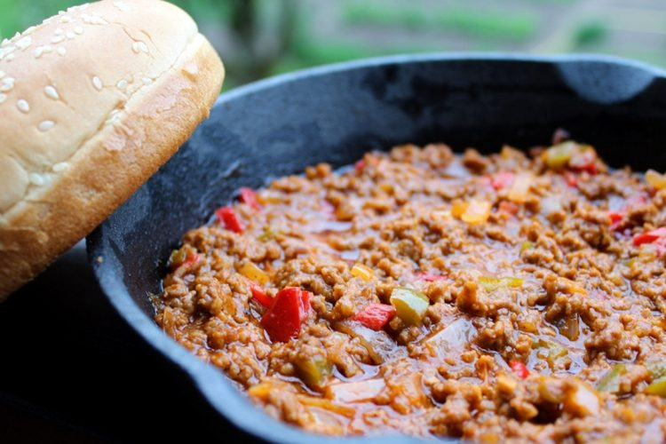 Sloppy Joe Soße