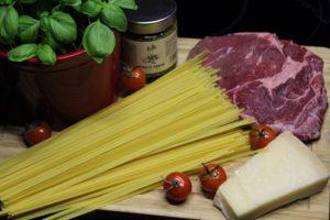 Steak Pasta – Nudeln mit Steak? Ja, ein Traum!
