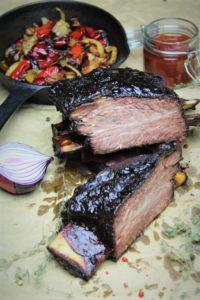 beef short ribs - die frau am grill