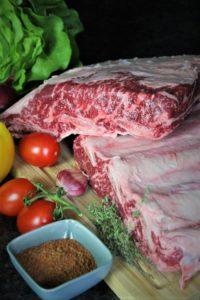 beef short ribs roh - die frau am grill
