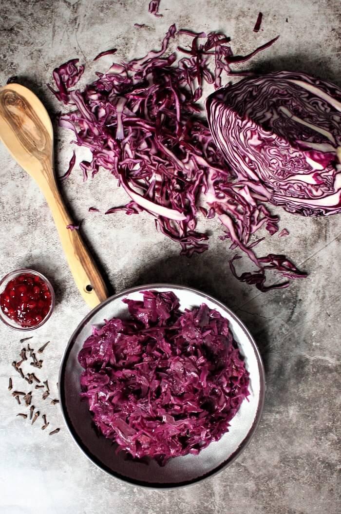 blaukraut selber machen - rezept - die frau am grill