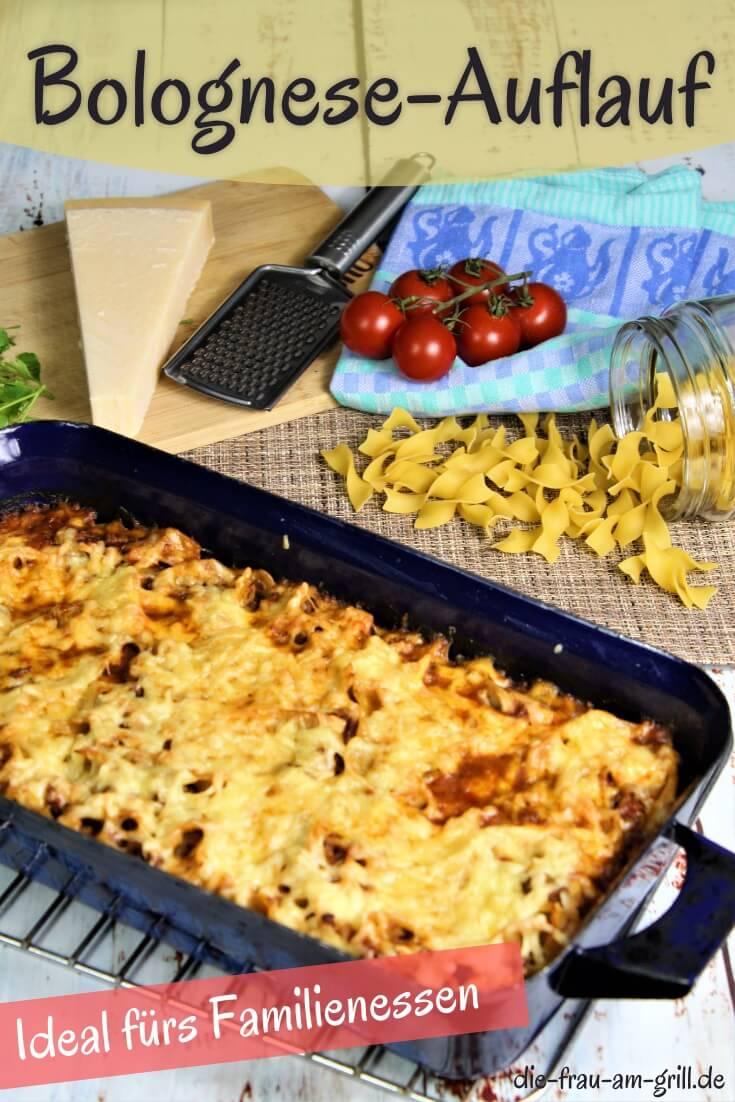 bolognese auflauf - pinterest - die frau am grill
