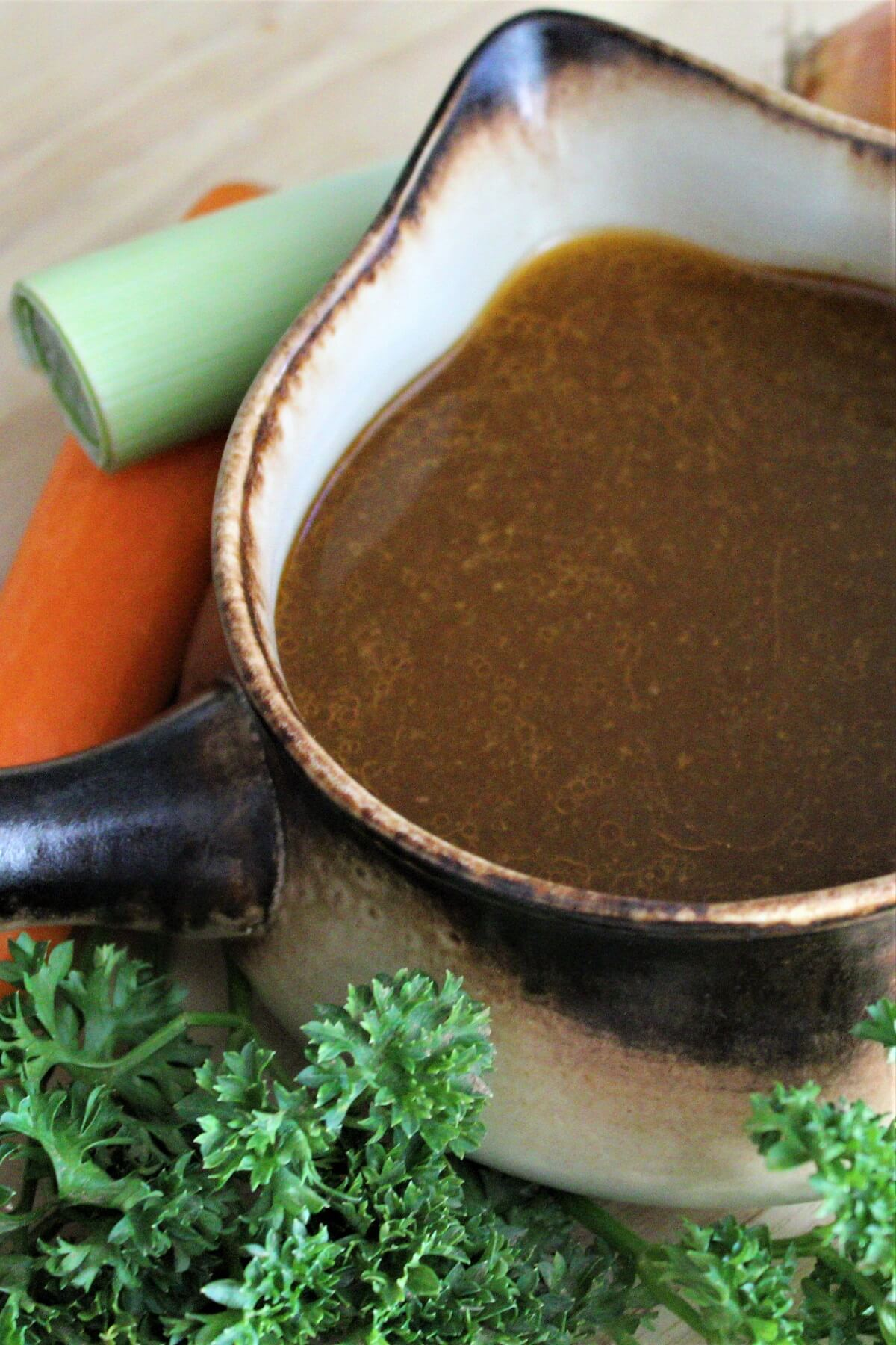 bratensosse rezept