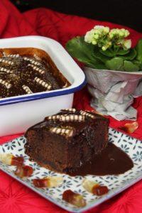 cola kuchen hochkant - die frau am grill