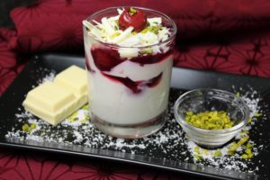 dessert rezepte - die frau am grill