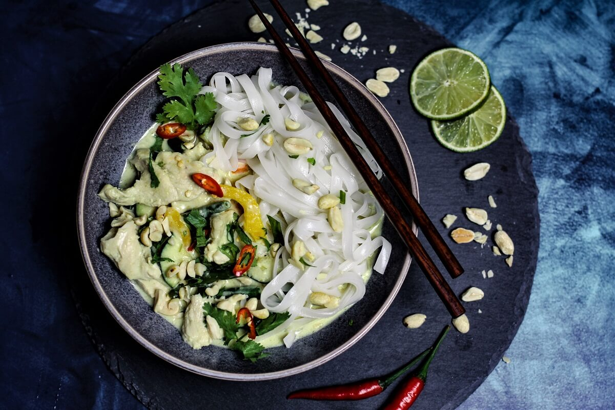 gruenes thai curry rezept