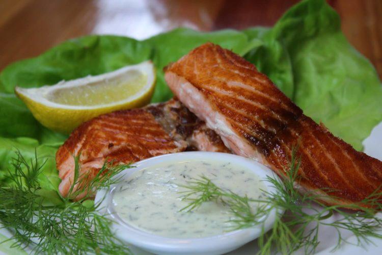 honig senf sauce rezept - die frau am grill