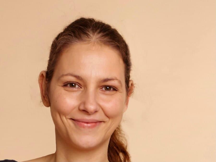 julia reimann - autorin - die frau am grill