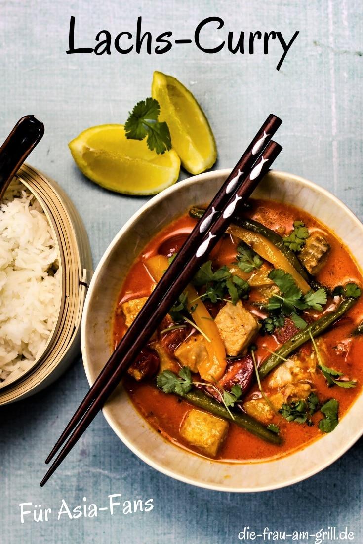 curry mit lachs - pinterest - die frau am grill