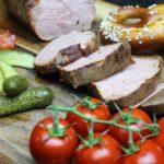 leberkaese rezept - leberkaese selber machen - die frau am grill