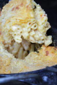 mac and cheese hochkant - die frau am grill