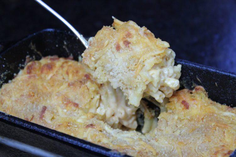 mac and cheese rezept - die frau am grill