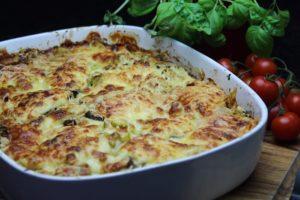pizza lasagne rezept - friss dich dumm lasagne rezept - die frau am grill