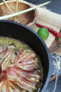 schichtlfeisch asia style rezept - die frau am grill