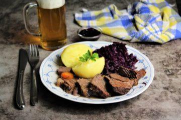 suppenfleisch braten - rinderbraten rezept - die frau am grill