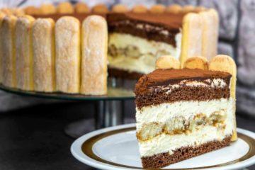 tiramisu-torte rezept - die frau am grill