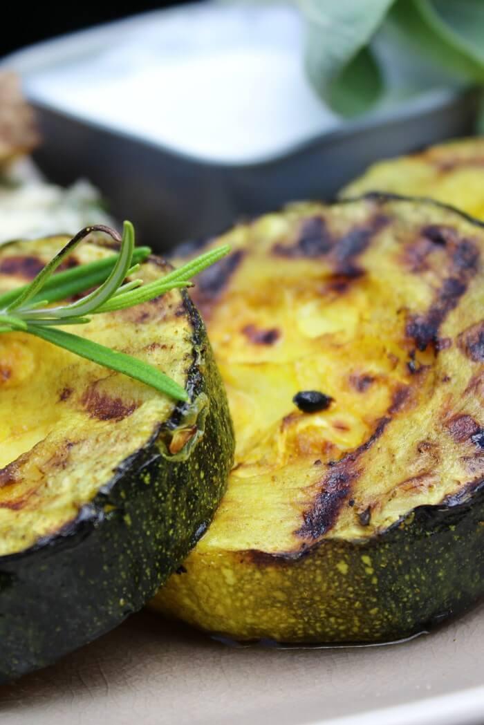 zucchini rezept - die frau am grill